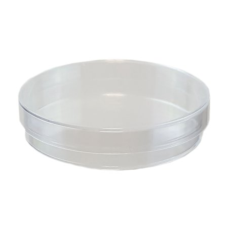 GSC International 1500-8 Polystyrene Petri Dish, Sterile, 50mm by 15mm (Pack of 20)