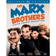 The Marx Brothers Silver Screen Collection (Blu-ray) by Universal