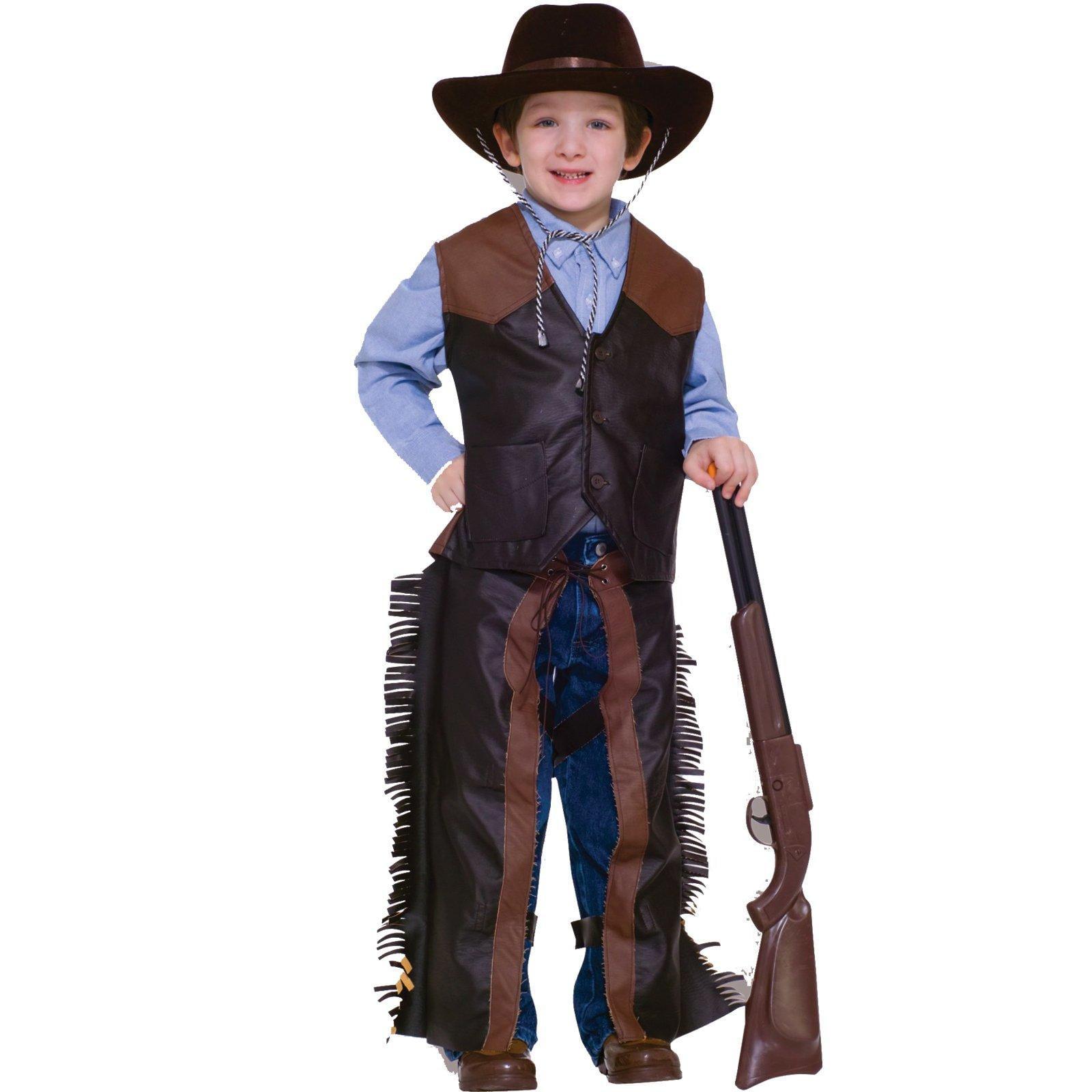 Dress-Up Cowboy Child Costume