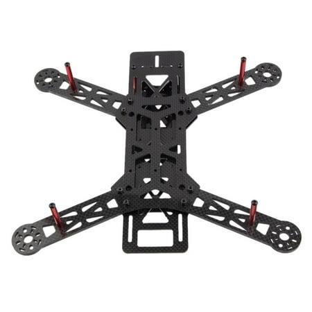 Carbon Glass 4 Axes 250 FPV Frame Mini Quadcopter Frame for QAV 250 ...