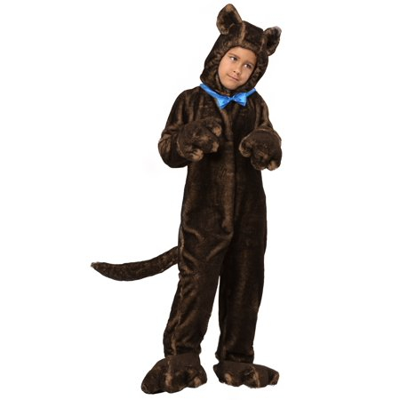 Child Deluxe Brown Dog Costume](Kids Dog Costume)