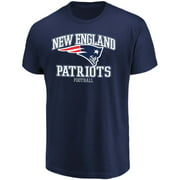 Men's Majestic Navy New England Patriots Greatness T-Shirt
