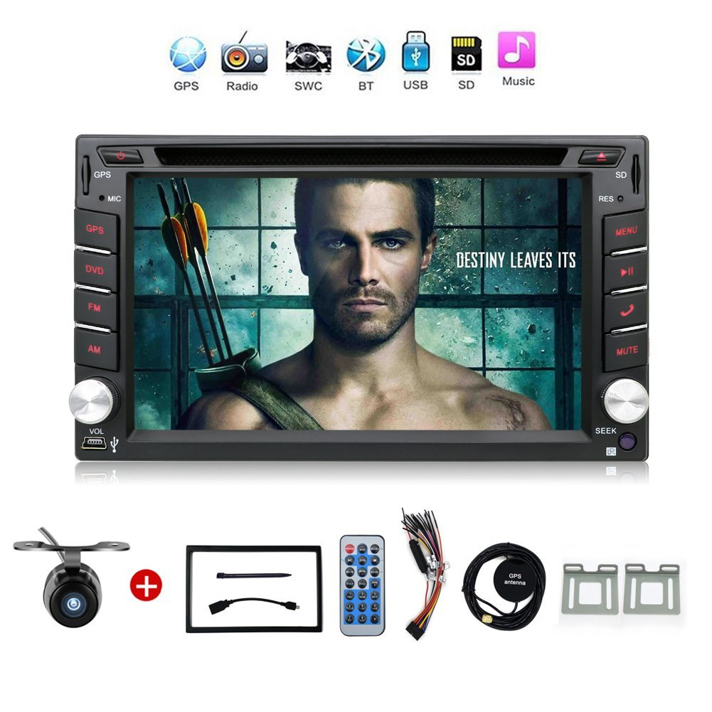 Navigation Seller _ 2 Din Radio Car Dvd Player Gps Naviga...