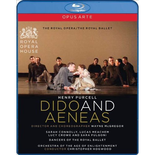 H. Purcell - Dido & Aeneas [BLU-RAY]