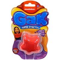 Nickelodeon Rockin' Red Super Stretch Gak