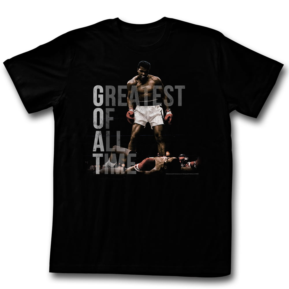 American Classics Muhammad Ali Greatest Of All Time T Shirt