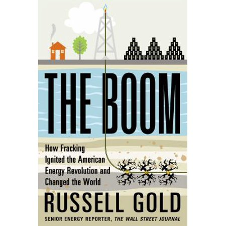 The Boom  How Fracking Ignited The American Energy Revolution And Changed The World