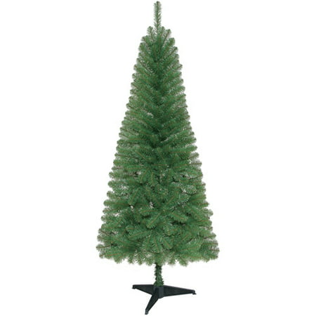 Holiday Time 6ft Wesley Pine Artificial Tree - Holiday Time 6ft Wesley Pine Artificial Tree - Walmart.com