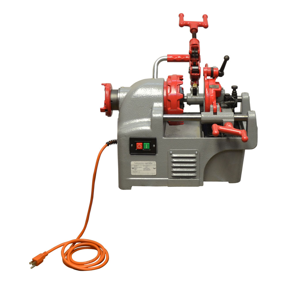 "1/2"" - 1"" Electric Pipe Threader Threading Machine Pipe C..."