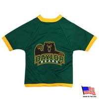Baylor Bears Athletic Mesh Pet Jersey - Tiny