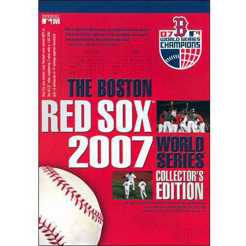The Boston Red Sox 2007 World Series (Collector's Edition)