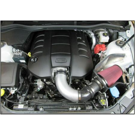 Airaid 08-09 Pontiac G8 6.0L/6.2L Cold Air Dam Intake System (Dry / Red Media)