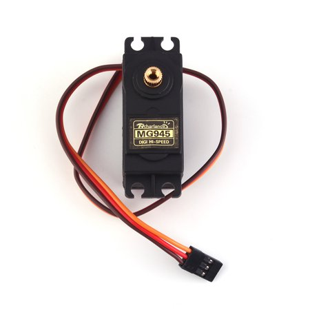 MG945 Metal Gear 12KG Torque High Speed Analog Servo for RC Car Boat Helicopter