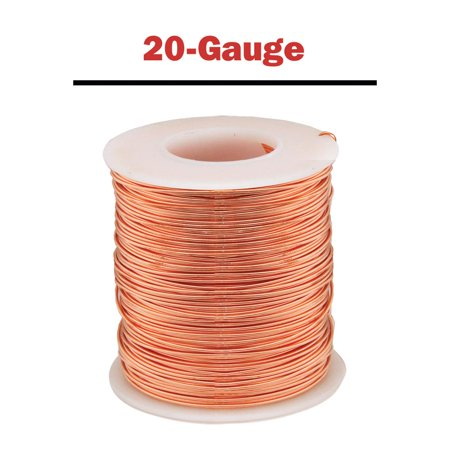 Spool Wine - Parawire Copper Wire - 20-Gauge, 327 ft. spool