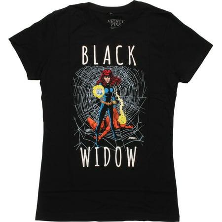Avengers Black Widow Fanfare Juniors - The Avengers Black Widow