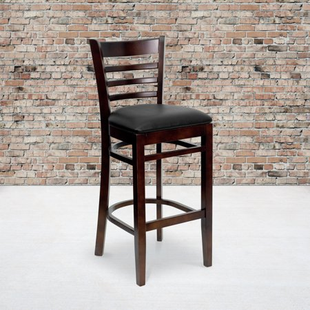 Ladder Back Bar Stool 31