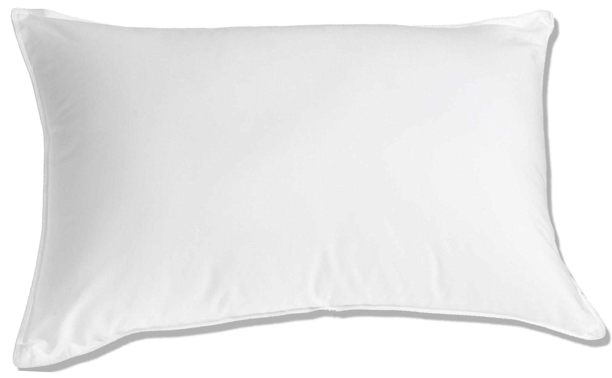 Luxuredown White Goose Down Pillow Medium Firm 300
