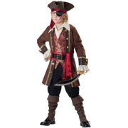 Child Captain Skullduggery Pirate Costume by Incharacter Costumes LLC 7043