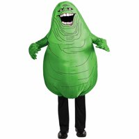Boy's Inflatable Slimer Halloween Costume - Ghostbusters Classic