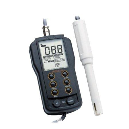 Hanna Instruments Combination (Hanna Instruments Grochek pH/EC/TDS/C Portable Meter w/ Cal Check |)
