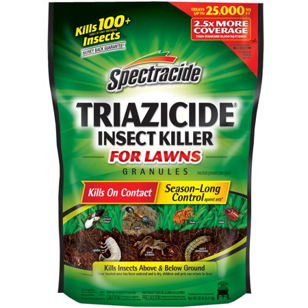 Spectracide Triazicide Insect Killer For Lawns Granules,