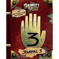 Gravity Falls: Journal 3 (Hardcover)