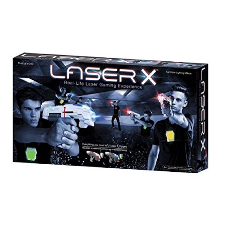 Laser X 3 Player Bundle (1 of 1 Player Set and 1 of 2 Player Set) Laser Gaming