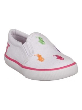 Infant Polo Ralph Lauren Bal Harbour II Embroidered Sneaker - Toddler