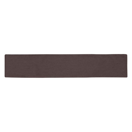 YUSDECOR brown Table Runner for Kitchen Wedding Party Home Decor 14x72 inch - image 2 of 4