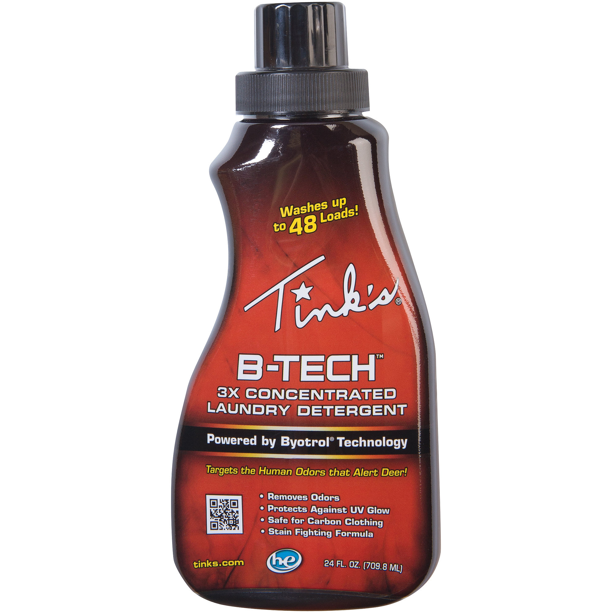 Tink's B-Tech Odor Eliminating Laundry Detergent