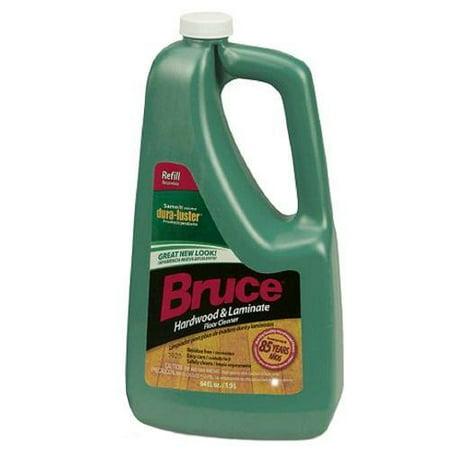 Bruce Laminate And Hardwood Floor Cleaner 64oz by Bruce Hardwood