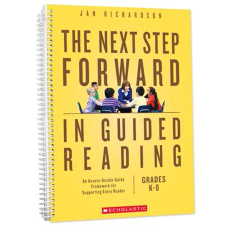 The Next Step Forward in Guided Reading: An Assess-Decide-Guide Framework for Supporting Every Reader (Paperback) - The Next Step Halloween Special