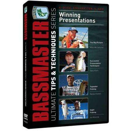 - Bassmaster: Winning Presentations (DVD)