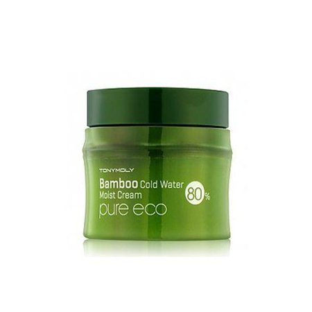 [ TONYMOLY ] Pure Eco Bamboo Cold Water Moist Cream (Bamboo Creme)