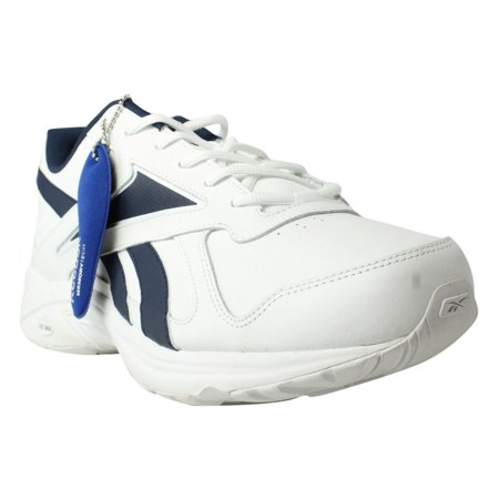 Reebok - New Reebok Mens Bd1244 White Walking Shoes Size 10 Extra Wide  (EE+) - Walmart.com e8e5ed382