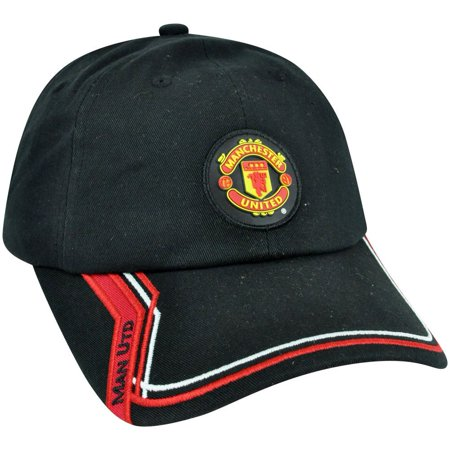 Manchester United Clip Buckle Soccer Rhinox Hat Cap English Premier Garment Wash
