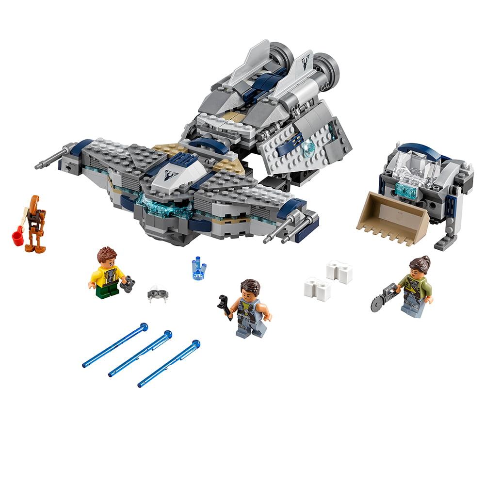 NEW LEGO Star Wars™ RO-GR Roger spaceship mechanic minifigure rebel droid 75147
