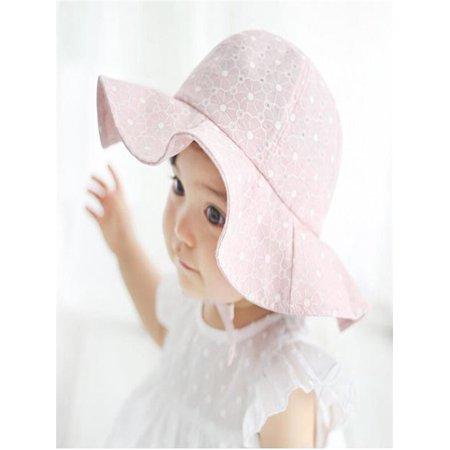 dc7d3ea7e Toddler Infant Kids Sun Cap Summer Outdoor Baby Girl Boy Sun Beach Cotton  Hat PK