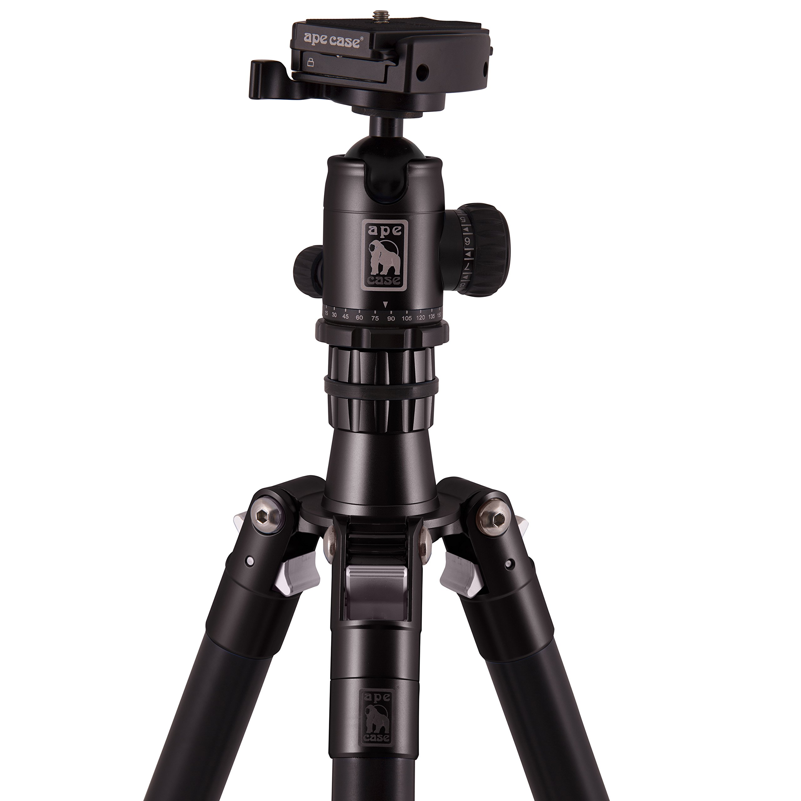 Ape Case Acprotp250bk Pro Series Tp250 Tripod & Ball Head