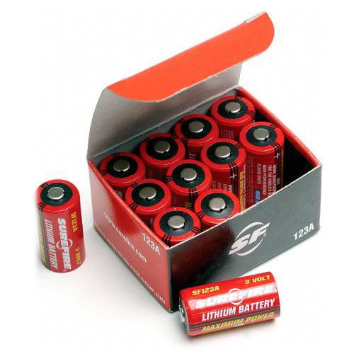 Surefire Batteries 24 PACK