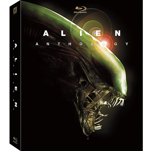 Alien Anthology (Blu-ray) (Widescreen)