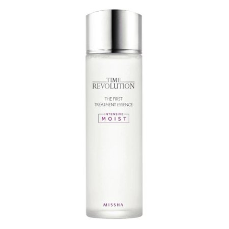MISSHA Time Revolution The First Treatment Essence Intensive Moist, 5.07 Fl (Best Skin Essence Products)