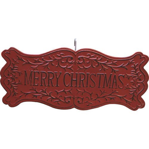 Transpac Imports, Inc Merry Christmas Sign