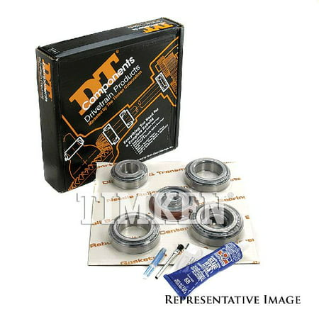 OE Replacement for 1976-1991 GMC Jimmy Rear Axle Differential Bearing and Seal Kit