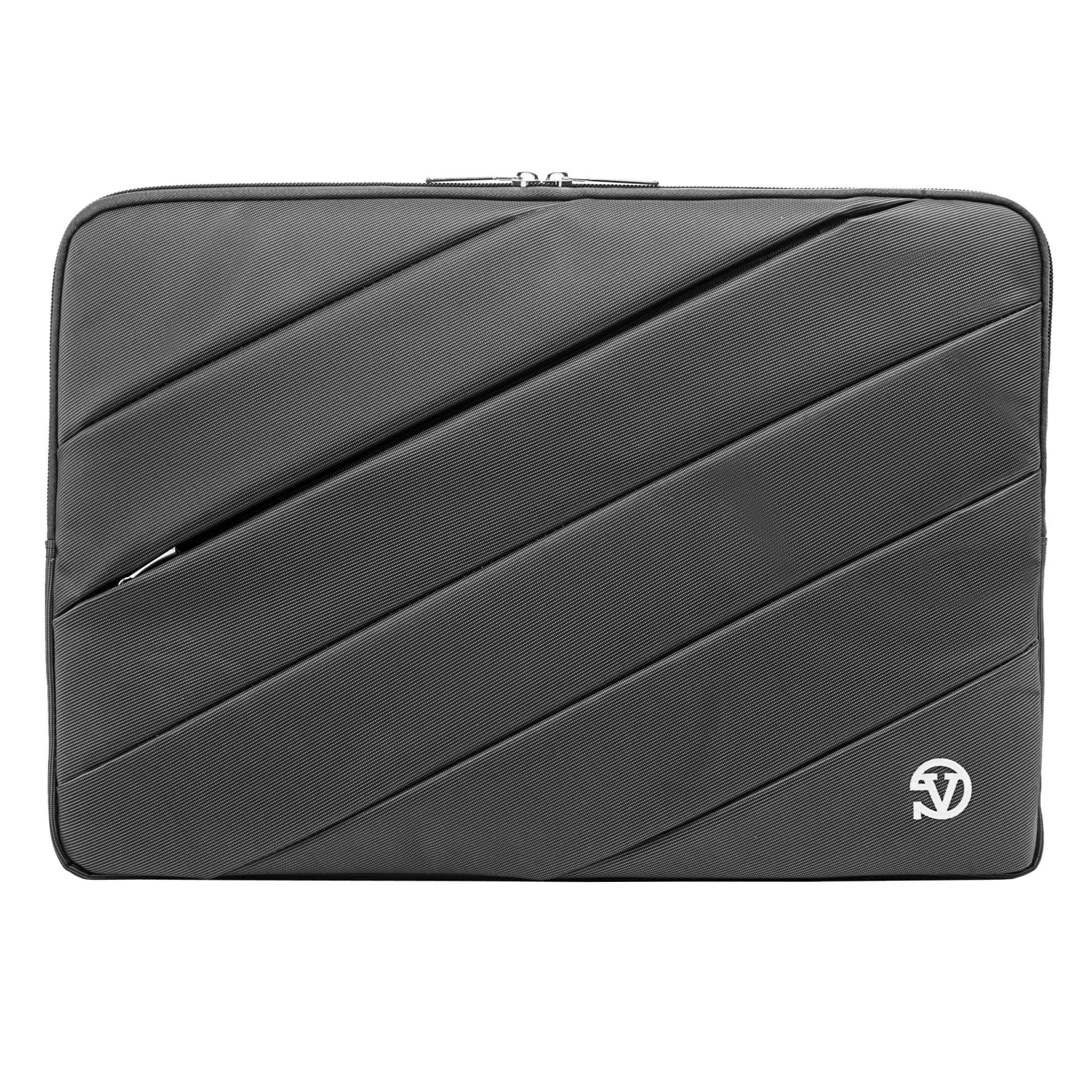VANGODDY Jam Padded Carrying Sleeve fits Laptops / Notebooks / Ultrabook up to 12, 12.1, 13, 13.3 inches [Samsung, HP, Asus, Acer, Apple, Toshiba, Lenovo, etc.]