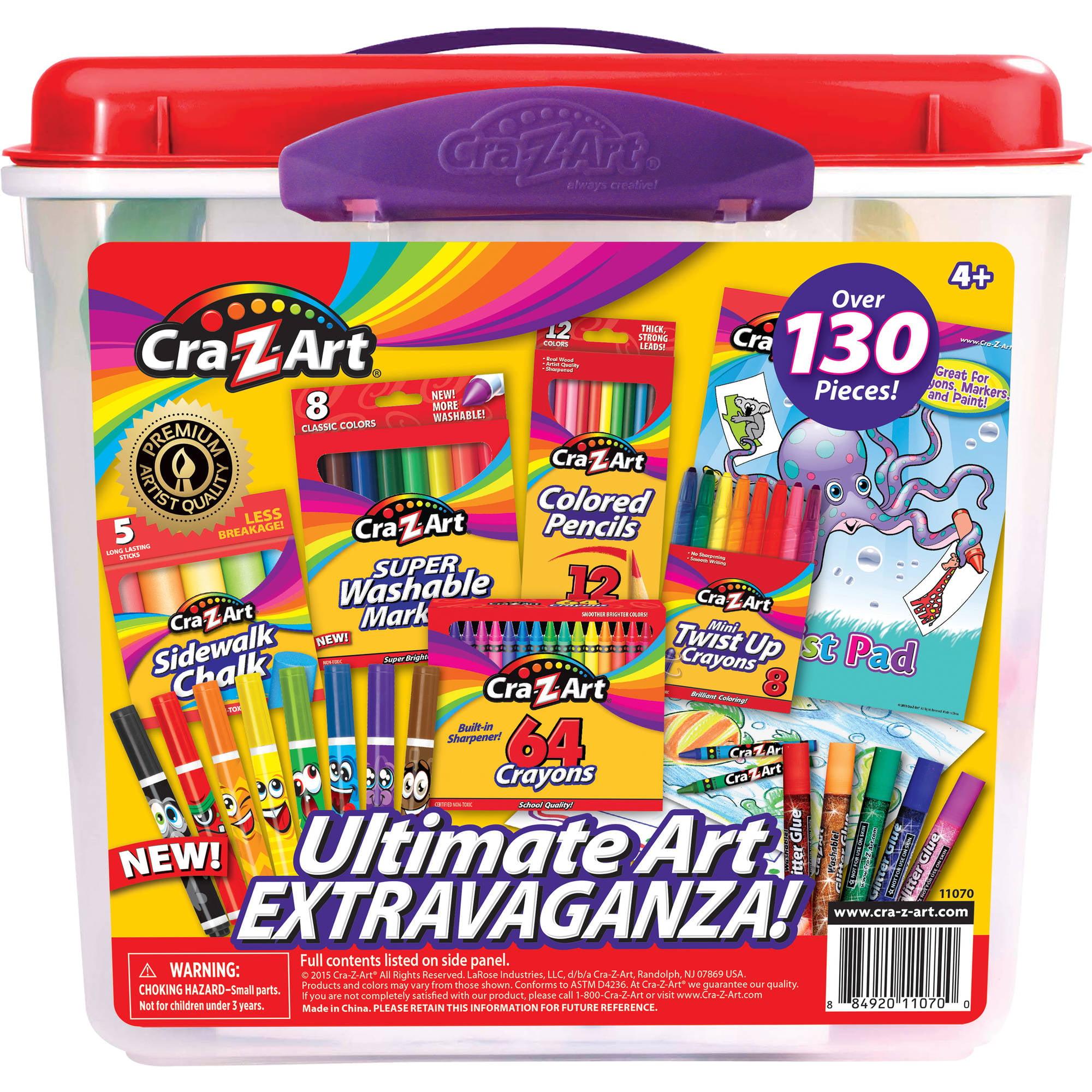 Cra-Z-Art Ultimate Art Tub by La Rose Industries, LLC.