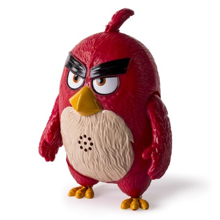 Angry Birds - Anger Management Talking Red - Angry Birds Music Halloween