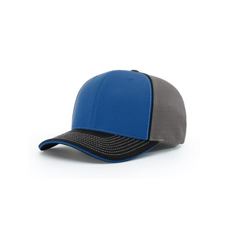 cfdb18bacf0da 172 Richardson Headwear Pulse Sportmesh Cap with R-Flex - Walmart.com