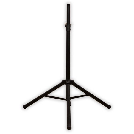 Podium Pro SS1 PA, DJ, Karaoke, Band, Steel Heavy Duty Speaker Stand, Telescoping