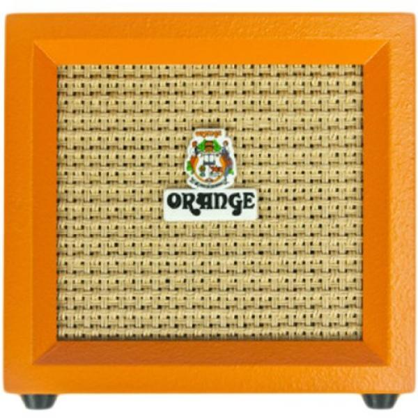 Orange Amplifiers Micro Crush PiX 3 Watt 9-Volt Mini Amp by Orange